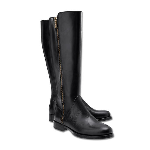 Samsonite Footwear Flat Boots - Der elegante, flache Stiefel zum erfreulichen Preis. Von Samsonite Footwear.
