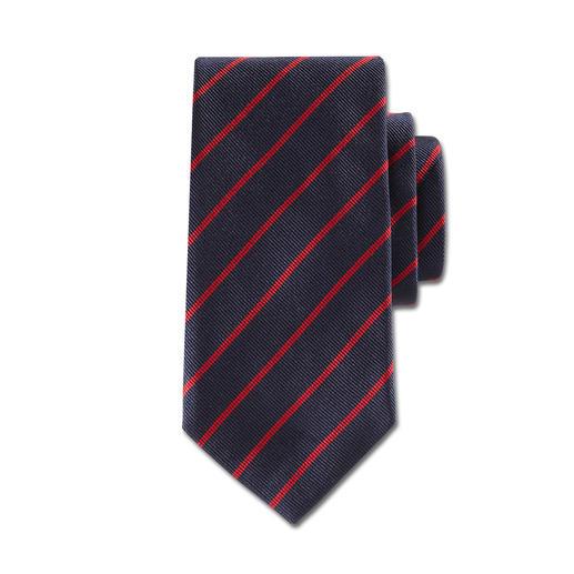 """Ascot Seidenkrawatte """"Regimental Stripes"""" Klassisch britische """"Regimental Stripes"""": noch immer das Krawattendessin echter Gentlemen."""