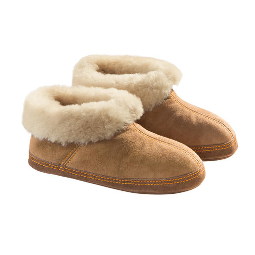 Shepherd Lammfell-Hausstiefel, Damen oder Herren Ein warmes Zuhause für Ihre Füße.