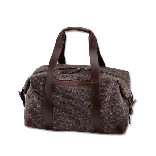 Cherchbi Overnight-Bag - Über jeden Trend erhaben: die stilvolle Overnight-Bag aus wasserdichtem Tweed.