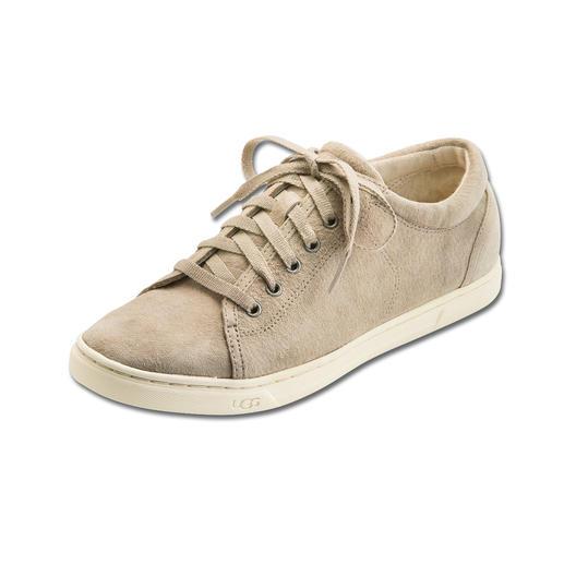 UGG® Lammfell-Sneaker Der Renner aus Down Under erobert Europas Straßen: die Lammfell-Sneakers der Kultmarke UGG® Australia.