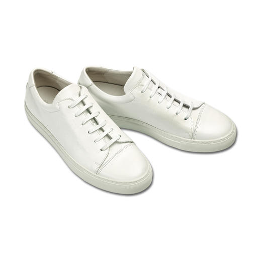 """National Standard Sneakers """"pure white"""" Der cleane weiße Leder-Sneaker: ewiger Klassiker und Fashion-Favorit zugleich."""