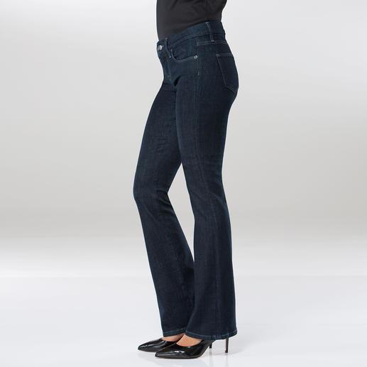 Strenesse Business-Jeans, Dunkelblau - Aktueller Raw-Denim-Look. Cleaner Schnitt. Perfekte Passform. Von Strenesse.