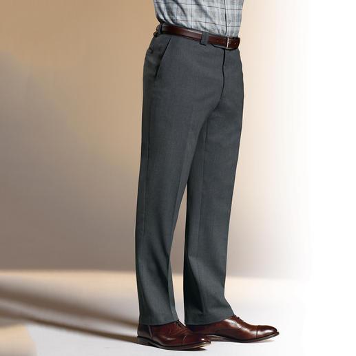 Club of Comfort Travellerhose 7 Taschen. Keine Knitter. Keine Flecken. Die Vorzüge einer Travellerhose, jetzt im smarten Business-Look.