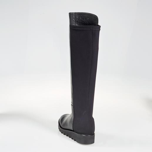 Anna F. Stretch-Stiefel Perfekte Passform für Ihre Wade. Vielseitig und bequem. Mit rutschfester Ultraleicht-Sohle.
