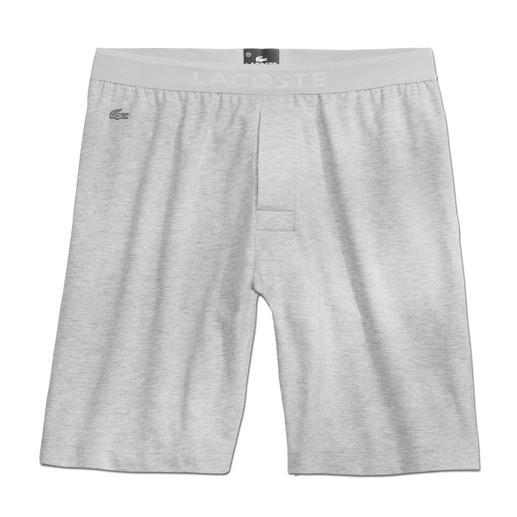 Grau-Melange, Shorts