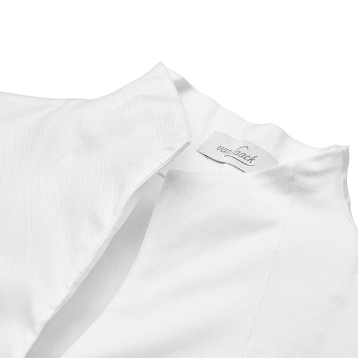 van Laack Kelchkragen-Bluse Perfekt kombinierbar mit allen Jackenformen. Von Deutschlands Blusen-Spezialist van Laack.
