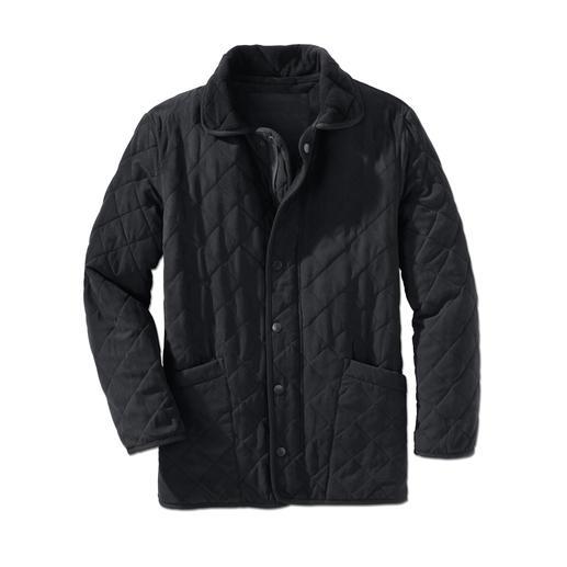 Vier-Jahreszeiten-Steppjacke Kaum eine Übergangsjacke werden Sie häufiger tragen als diese.