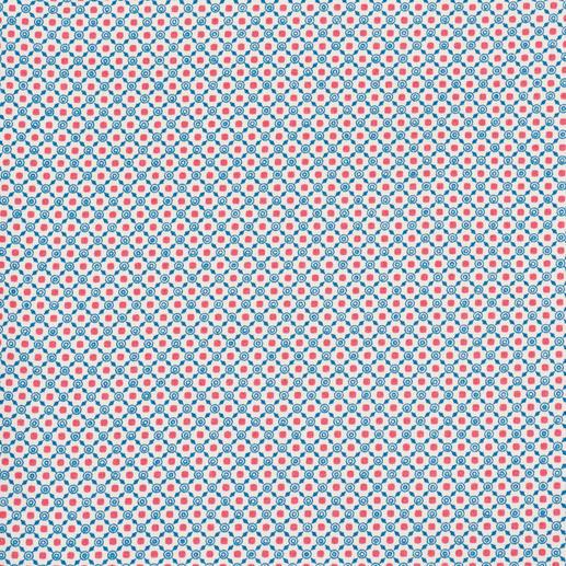 Mason's Chino Minimal-Muster Perfekt auf die weibliche Figur zugeschnitten: die feminine Chino im aktuellen Minimal-Muster.