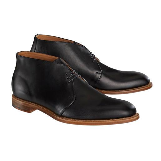 Solovair® Kalbleder-Schnürschuh Solovair®: Britische Schuhmacher-Tradition seit 1881 – und doch noch ein Geheimtipp.