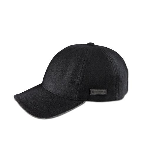 Lagerfeld Wollfilz-Baseballcap - Die klassische Baseball-Kappe, veredelt von Lagerfeld.