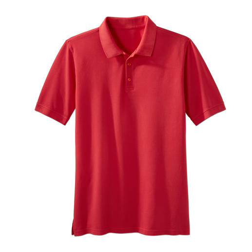 Pima-Pikee-Polo, Herren Das Pikee-Polo aus hochwertiger Pima-Cotton. Farbtreu, formstabil und herrlich weich.