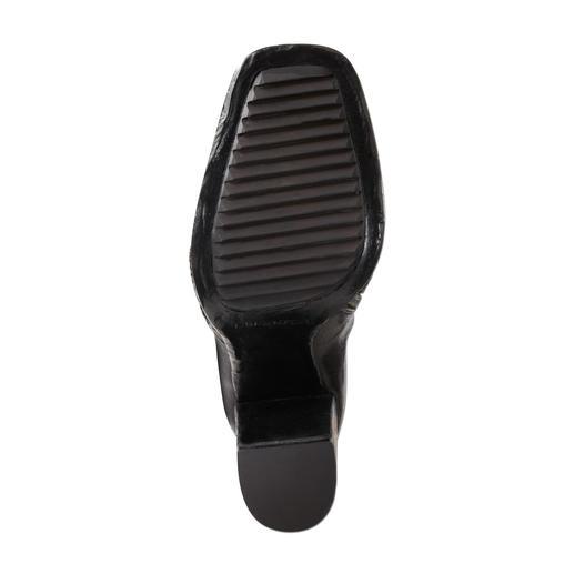 Ducanero® Ankleboots Feminin. Lässig. Rockig. Und farblich anpassungsfähig wie ein Chamäleon.