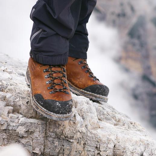 Zamberlan® Handmade-Wanderschuh Der Wanderschuh fürs Leben: aus kernigem Leder handgefertigt und rahmengenäht.