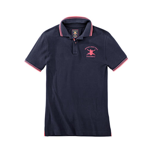 Hackett British Army Polo Polo-Shirts gibt es viele. Hier ist das original Polo-Shirt der British Army.
