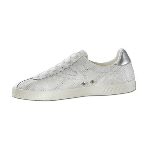 """Tretorn """"Clean Chic""""-Ledersneaker für Damen Fashion-Favorit weißer Ledersneaker: am besten vom Spezialisten."""