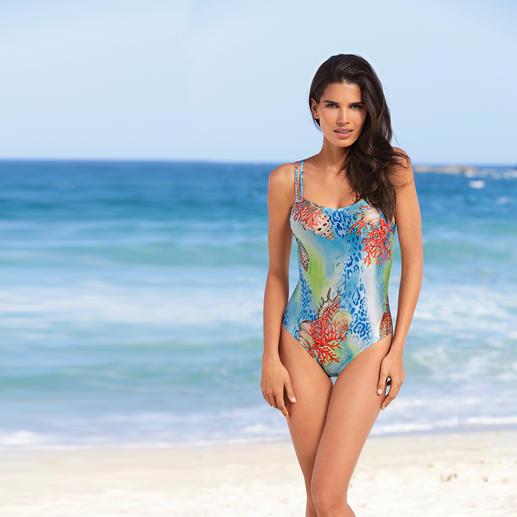 """SunSelect®-Badeanzug """"Koralle"""" - Dieser Badeanzug wirkt wie eine gute Sonnencreme."""