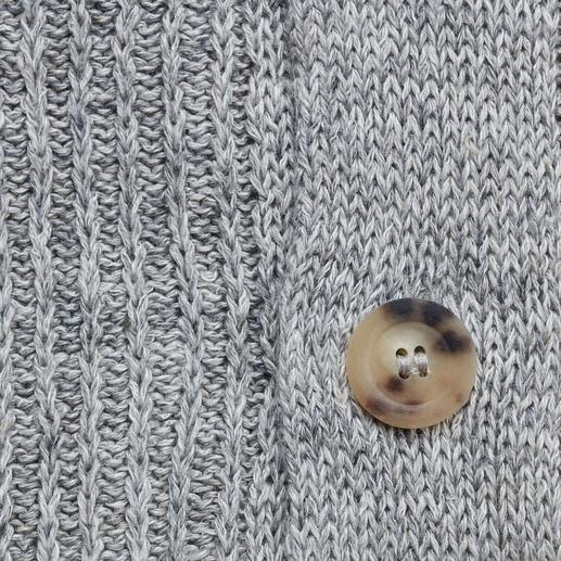Inis Meáin Pub-Jacket Ein Klassiker seit mehr als 30 Jahren: das Pub-Jacket von Inis Meáin. Traditionsreiche Strickkunst made in Ireland.
