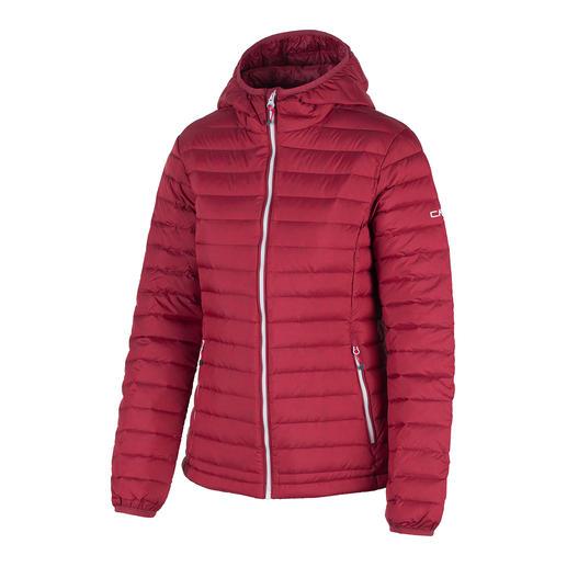 CMP Sommerdaunen-Jacke, Damen Ultraleicht. Und doch sanft wärmend. Die Daunenjacke für den Sommer. Von CMP.