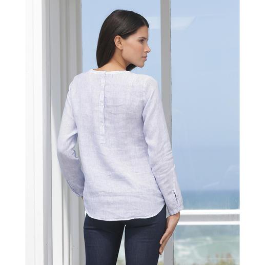 """true nyc® Blusen-Shirt oder Stretch-Jeans """"Raw Denim"""" Zeitlos modern: Der sportlich-elegante Stil des italienischen Labels true nyc®."""