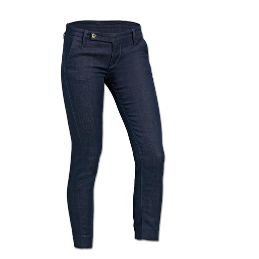 true nyc® Blusen-Shirt oder Stretch-Jeans Raw Denim Zeitlos modern: Der sportlich-elegante Stil des italienischen Labels true nyc®.