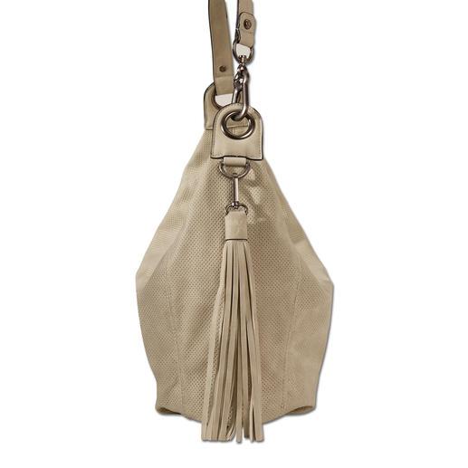"""Suri Frey Hobo Bag """"Stone"""" Edel und knautschweich wie Leder. Die modische Hobo Bag zu einem sehr angenehmen Preis."""