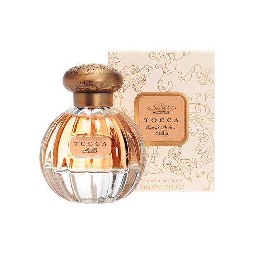 """Tocca Feinwaschmittel oder Eau de Parfum """"Stella"""" Jetzt duftet Ihre Kleidung genau wie Ihr Parfum."""