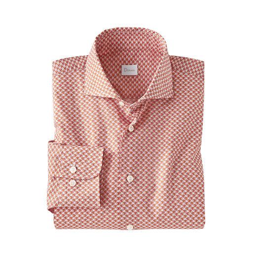 Dorani Sonnenschirm-Hemd So stilvoll (und sogar businesstauglich) kann der angesagte Retro-Look sein.