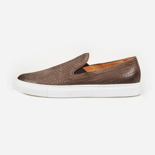 Damen Freizeitschuhe Schuhe luxus Sneakers 4102 Silber 40