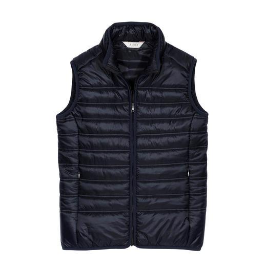 Aigle 3-in-1 Damen-Allwetterjacke Die eine Jacke für jedes Wetter. Wind- und wasserdichtes Softshell mit wärmender Primaloft®-Weste zum Auszippen.