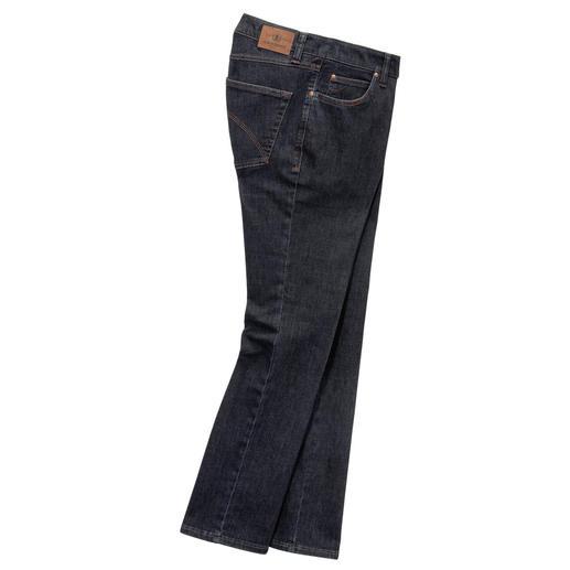 Club of Comfort Woll-Jeans - Weich und wärmend wie eine Wollhose. Lässig und knackig wie eine Jeans.