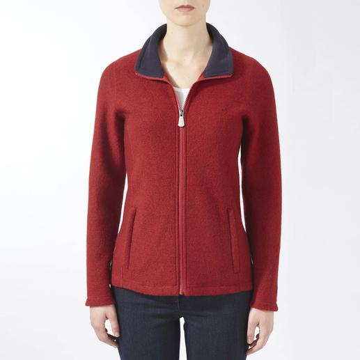 Key West Damen-Merino-Walkjacke Key West Damen-Merino-Walkjacke