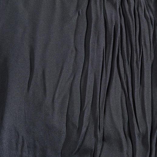 Strenesse Seiden-Crash-Bluse Reine Seide. Aber völlig unkompliziert.