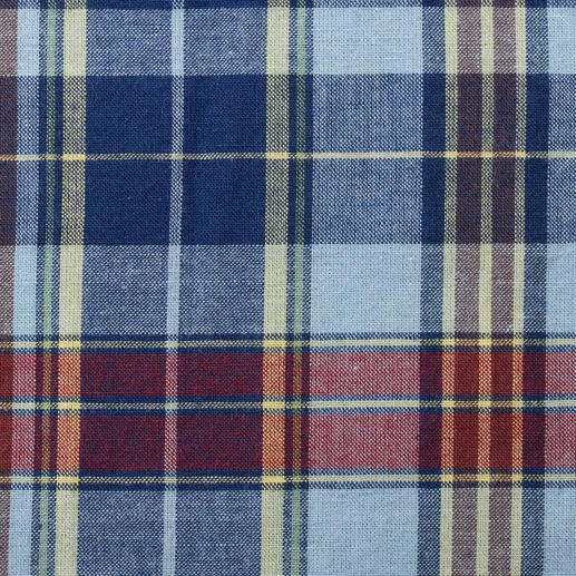 Brooks Brothers Madras-Hemd Das Original Madras-Hemd – in Indien traditionell von Hand gewebt.