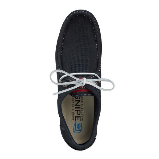 Snipe Waschbare Veloursleder-Mokassins Schuheputzen? Das übernimmt jetzt Ihre Waschmaschine. Die pflegeleichten Veloursleder-Mokassins von Spaniens Kultmarke Snipe®.