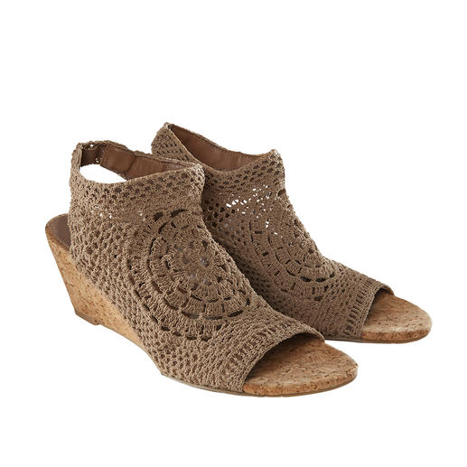 Wedges, Natur