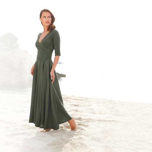 Ibiza-Kleid Bequem und feminin. Romantisch und sexy. Original aus Spanien.