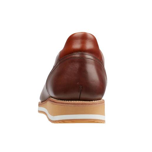 Cordwainer Edelsneaker Der elegante Edelsneaker, hochwertig rahmengenäht wie klassische Businessschuhe. Made in Spain von Cordwainer.