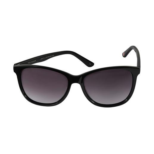 Ted Baker Damen-Sonnenbrille Die feminine, mondäne unter den Designer-Sonnenbrillen. Vom britischen Fashion-Label Ted Baker.