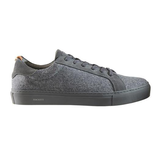 Hackett Woll-Sneakers Aus edlem Anzugtuch: der elegante unter den sportiven Woll-Sneakers.