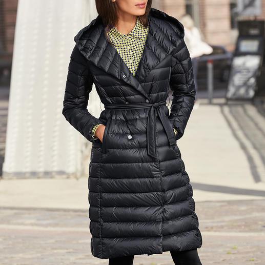 Pajar® Daunenmantel - Daunen-Trend auf schlanke Art: Der feminine Leichtdaunen-Mantel vom kanadischen Premium-Label Pajar®.