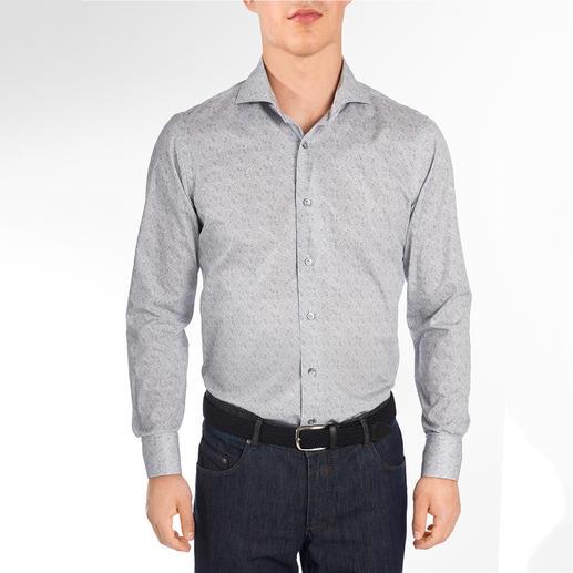 Dorani Paisley-Hemd Das Hemd im topaktuellen Paisley-Dessin: Stilvolles Exklusiv-Design im Digitaldruckverfahren. Von Dorani.