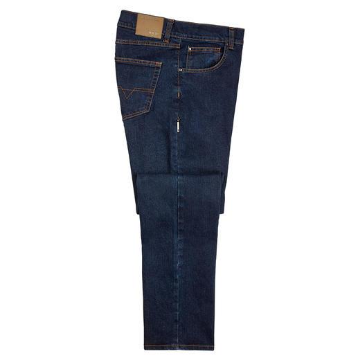 Thermolite®-Jeans - Die cleane Thermo-Jeans ohne Outdoor-Attitude. Mit wärmender Thermolite®-Faser und weicher Flanell-Innenseite.