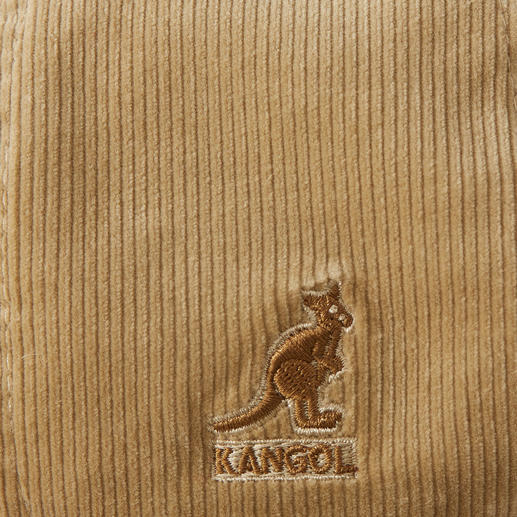 Kangol® 8-teilige Cordmütze Die modische Cord-Mütze mit wirklich perfekter Passform. Im aufwändigen 8-teiligen Schnitt.