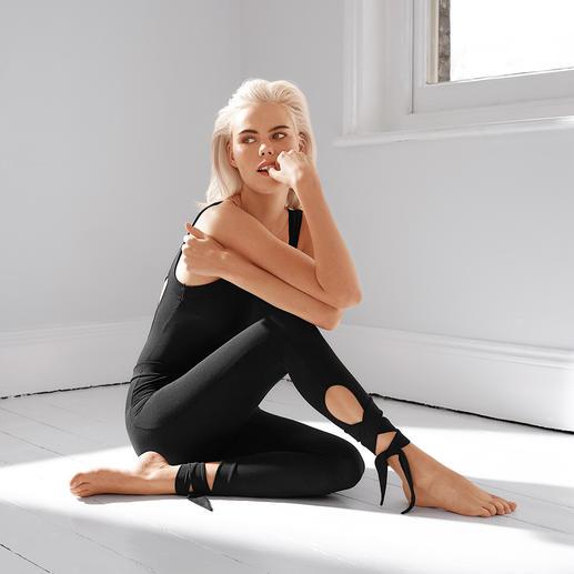 Skiny Yoga & Relax-Longsleeve, -Body oder -Leggings - Bio-Heatsol™: die innovative Fasertechnologie für mehr Körpergefühl.