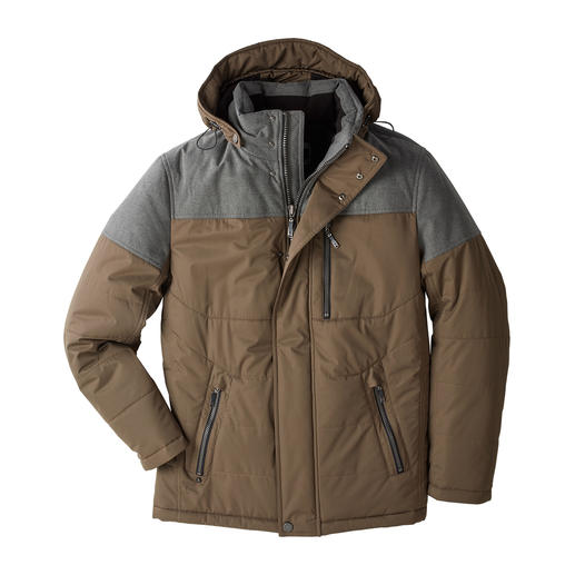 AJK Climate-Control® Parka - Die AJK Climate-Control®-Jacke. 9-fach funktionell. Und selten chic.