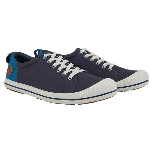 Aigle Herren-Canvas-Sneaker Aigle hat den legendären Canvas-Sneaker noch weiter verbessert. Modisch schlichter Look, unverändert hoher Komfort.