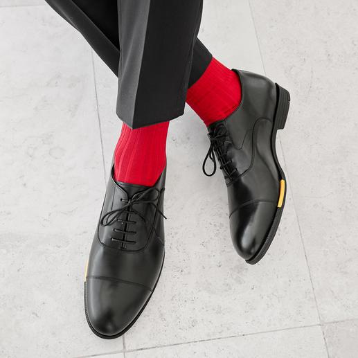 Oxford-Schuh, Schwarz