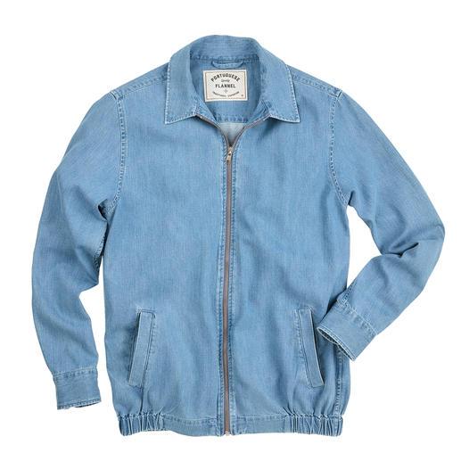 Portuguese Flannel Ultraleicht-Jeansjacke Sogar leichter und luftiger als die meisten Jeanshemden.