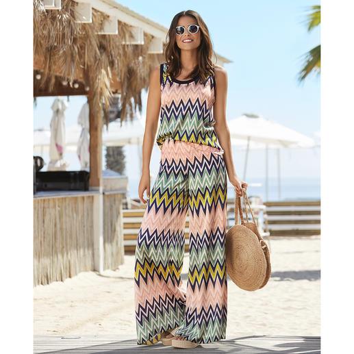 M Missoni Zick-Zack-Badeanzug, -Top oder -Hose Beachwear de luxe. Trendgerecht in Form und Farben. Und unverkennbar M Missoni.